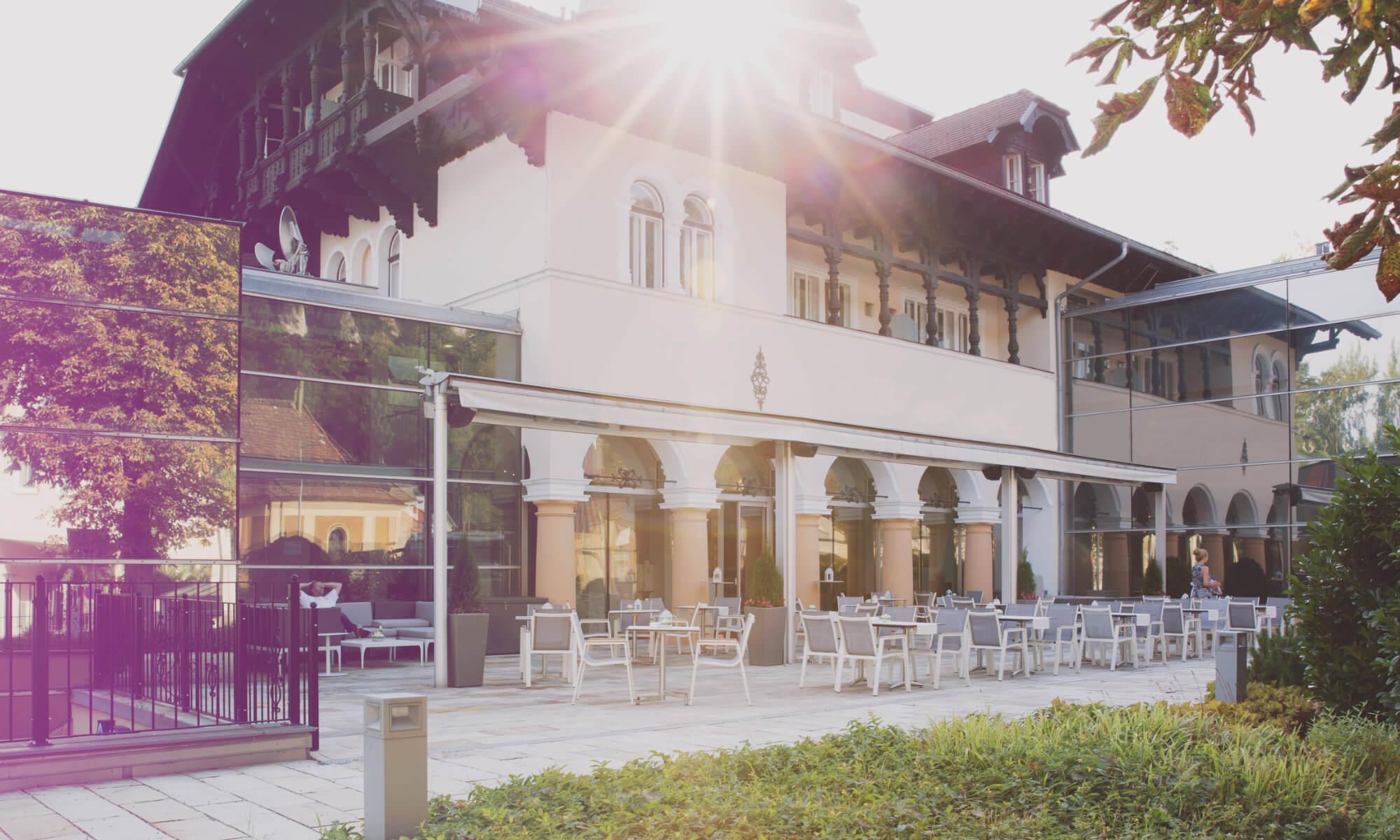 Hotel Sacher Baden Hotel Sacher Baden